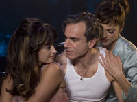 (from left) Penelope Cruz, Daniel Day-Lewis and Marion Cotillard in Nine