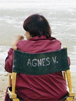 Agnes Varda in The Beaches of Agnes