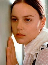 Abbie Cornish in Bright Star