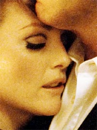 Julianne Moore and Colin Firth in A Single Man
