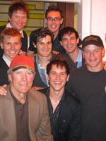Clint Eastwood and Matt Damon with Overtone
