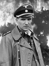 Ralph Fiennes in Schindler's List