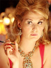 Rosamund Pike in An Education