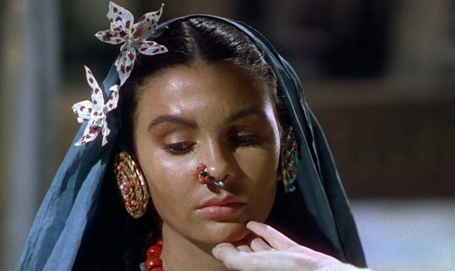 Jean Simmons in Black Narcissus