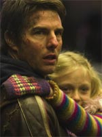 Tom Cruise and Dakota Fanning in The War of the Worlds