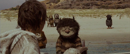 Max Records in Where the Wild Things Are
