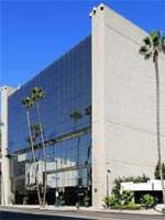 AMPAS headquarters in Beverly Hills