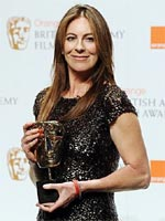 Kathryn Bigelow at the 2009 BAFTA Awards