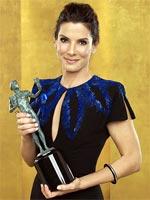Sandra Bullock at the 2009 SAG Awards