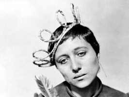 Marie Falconetti in The Passion of Joan of Arc