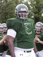 Quenton Aaron in The Blind Side