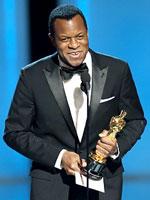Geoffrey Fletcher at the 82nd annual Academy Awards