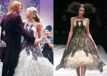 Harry Potter Designer Accused Of Fashion Plagiarism